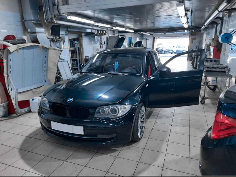 E87 20d stage 1